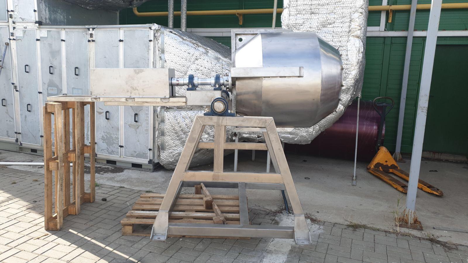 Бункер смесительный Тип БС-150 AiSi 304