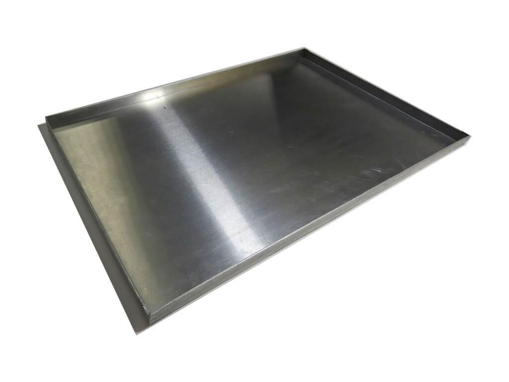 Противни для заморозки 800х600х20 мм.  AISI 304