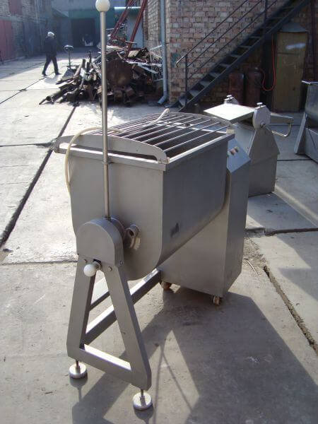 Фаршемешалка смеситель Тип ФАРШ-150 AiSi 304