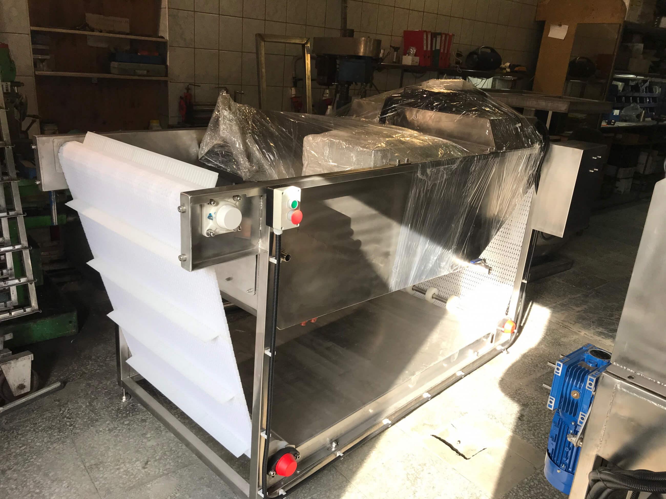 Глазировщик погружной с встроенным Холодильным агрегатом ГЛ Н-900