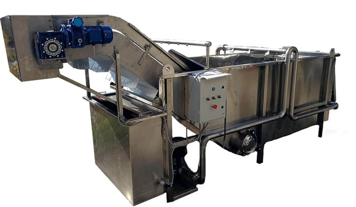 Машина Мойки Овощей ММО-1000